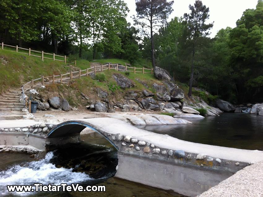 Piscinas Naturales de Arenas de San Pedro - TiétarTeVe