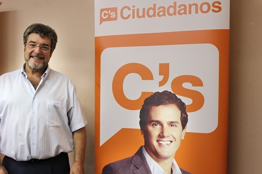 Alberto Becerril - Ciudadanos Ávila - TiétarTeVe