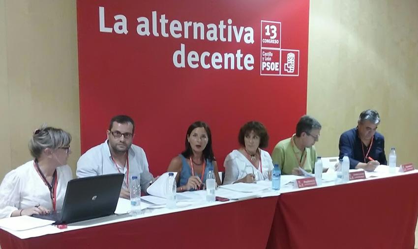 Congreso PSOE CyL - TiétarTeVe