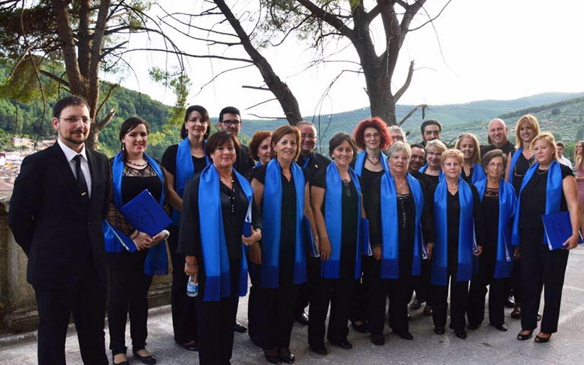 Coral Voces de Gredos - Arenas de San Pedro - TiétarTeVe