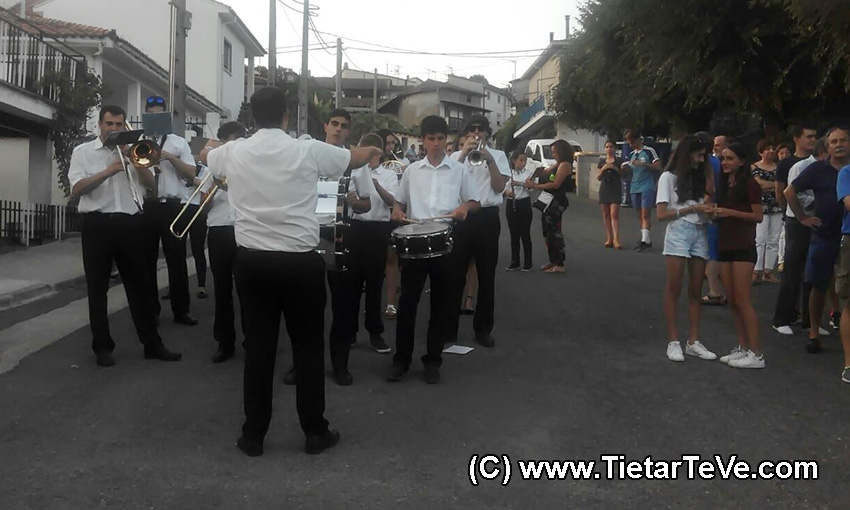 Homenaje Eduardo Tejero Robledo - TiétarTeVe
