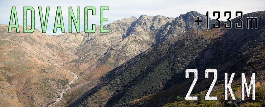 El Guerrero de Gredos - Advance 22 km - TiétarTeVe