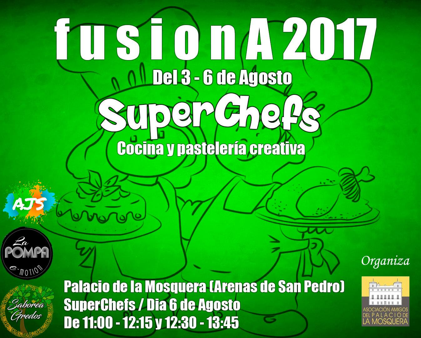 FusionA - Arenas de San Pedro - TiétarTeVe