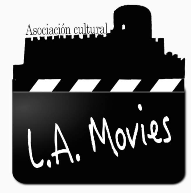 Logo Asociación Cultural L.A. Movies de La Adrada - TiétarTeVe