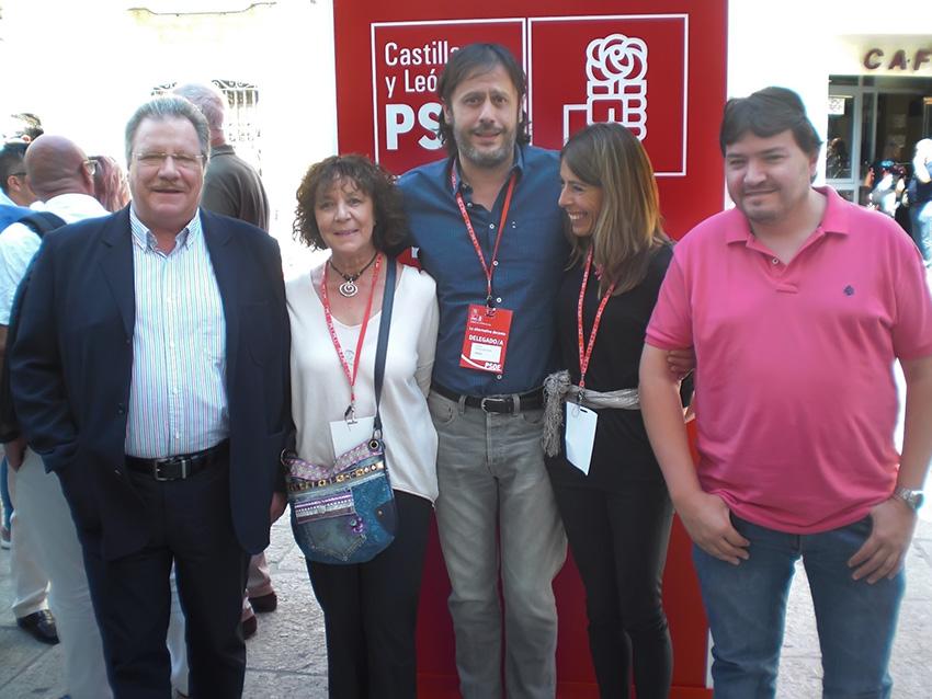 Congreso Provincial del PSOE de CyL - Delegación de Ávila - TiétarTeVe