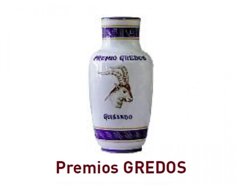 Búcaro de la Suerte de los Premios Gredos de Guisando - TiétarTeVe