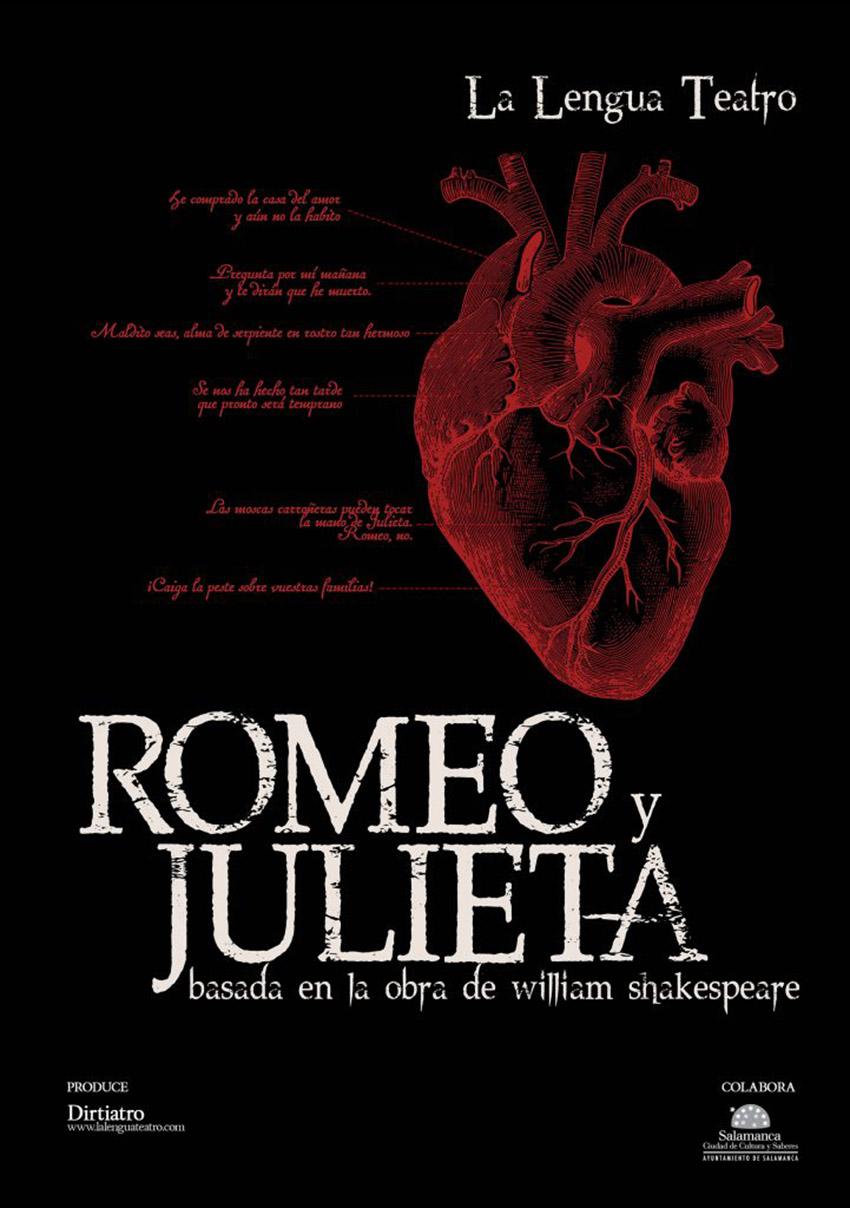 Romeo y Julieta - La Lengua Teatro - Arenas de San Pedro - TiétarTeVe