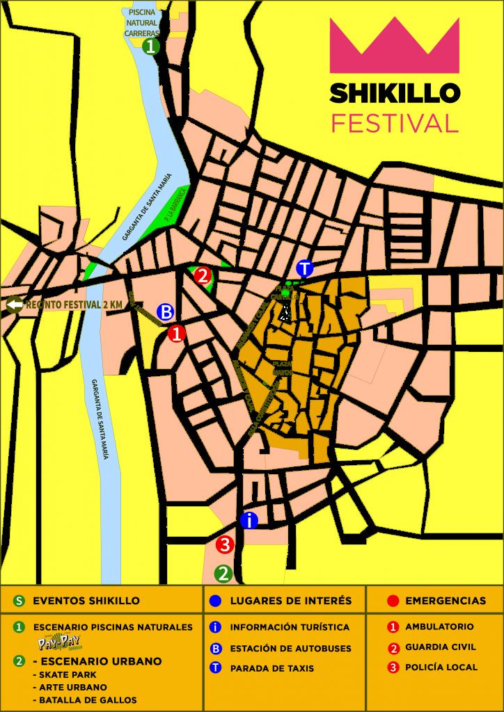 Shikillo Festival - Plano Candeleda - TiétarTeVe