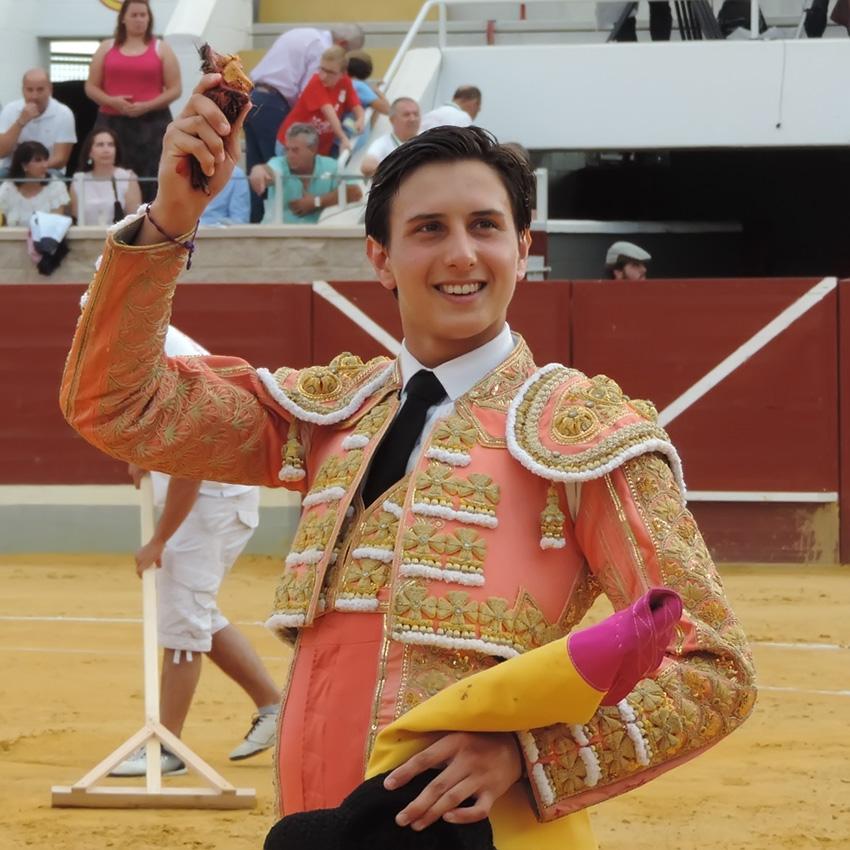XXIX Premios Gredos Guisando - Andres Roca Rey - TiétarTeVe