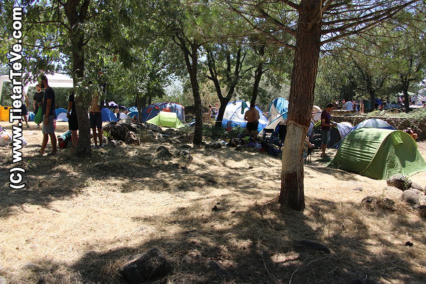 Camping del Shikillo Festival 2017 - Candeleda - TiétarTeVe