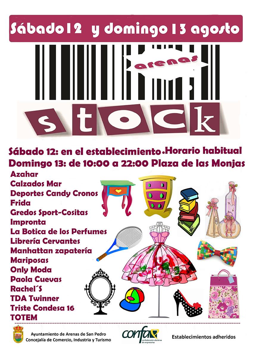 XII Arenas Stock en Arenas de San Pedro - TiétarTeVe