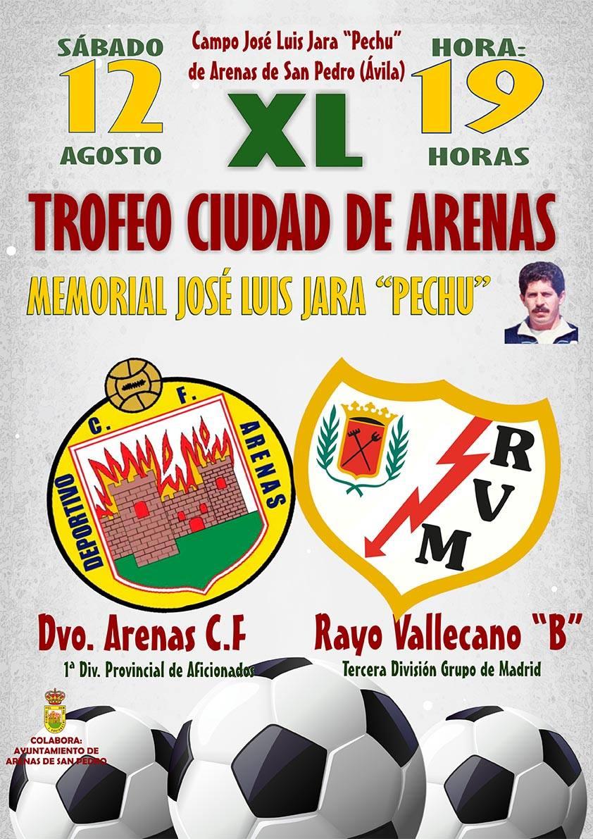 XL Trofeo Ciudad de Arenas de San Pedro - TiétarTeVe