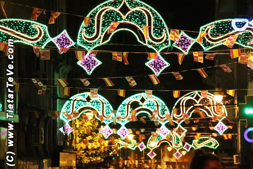 Inicio de las Ferias y Fiestas en Arenas de San Pedro 2017 - TiétarTeVe