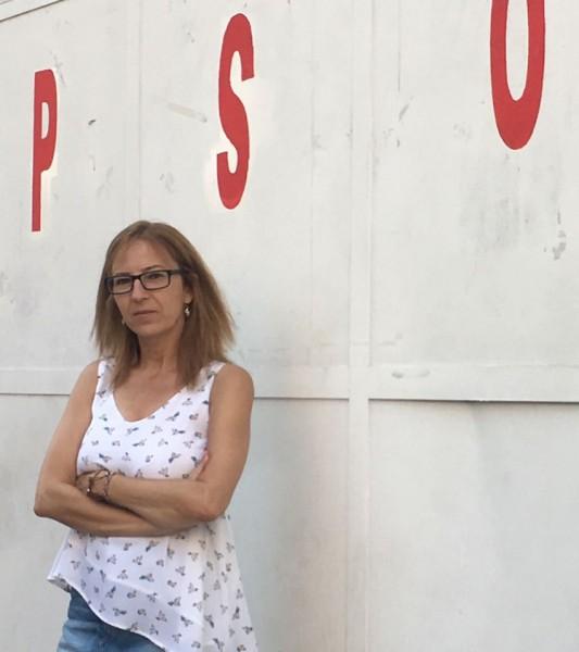 Mª del Carmen Iglesias - Candidata a la Secretaría del PSOE de Ávila - TiétarTeVe