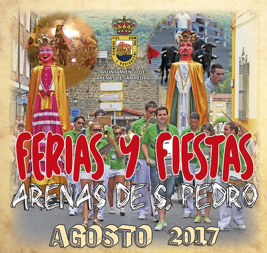 Ferias Agosto 2017 Arenas de San Pedro - TiétarTeVe