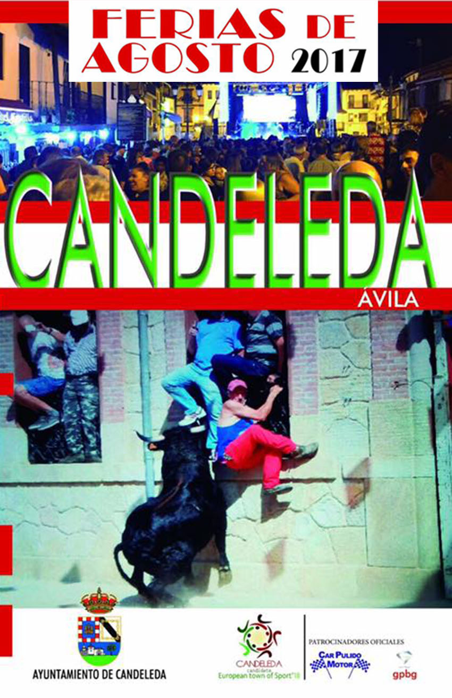 Ferias Agosto 2017 en Candeleda - TiétarTeVe