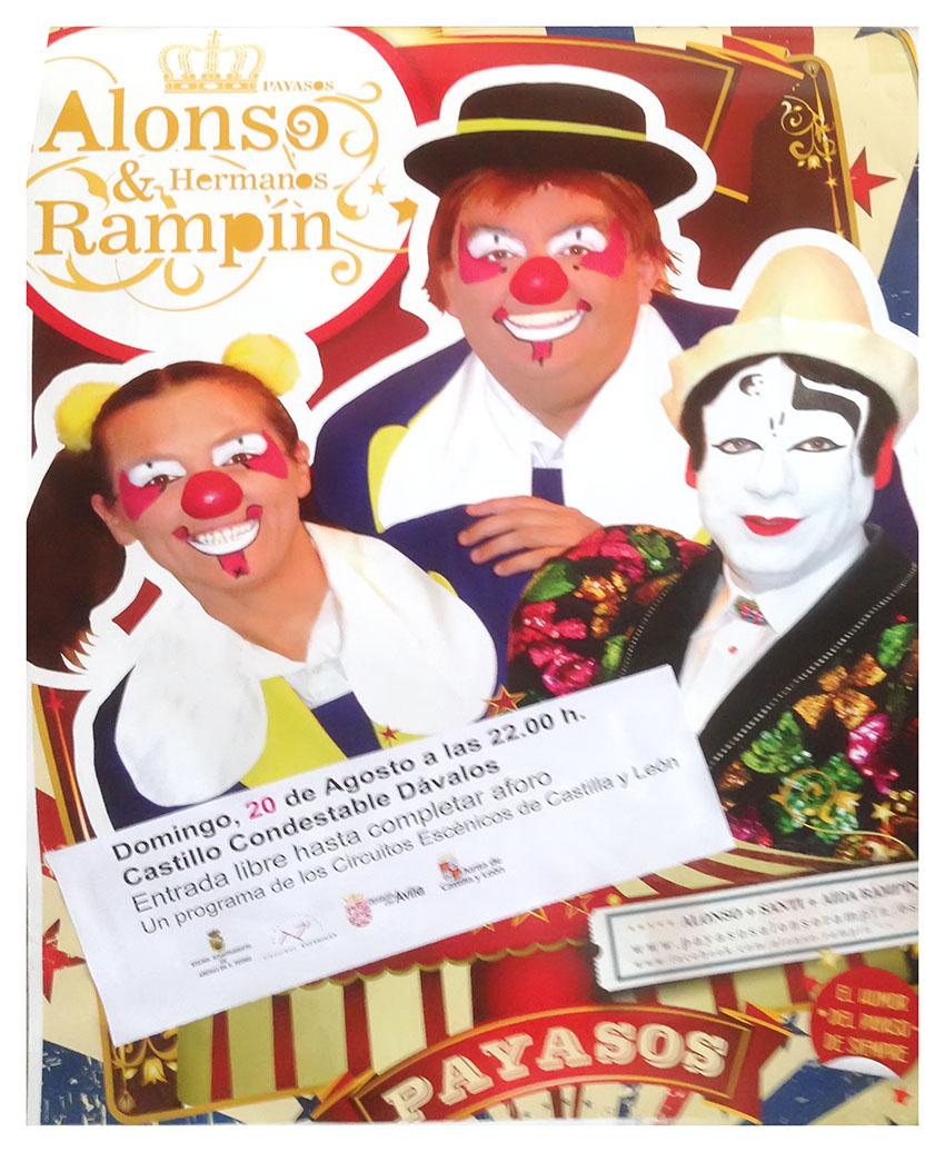 Hermanos Rampin en Arenas de San Pedro