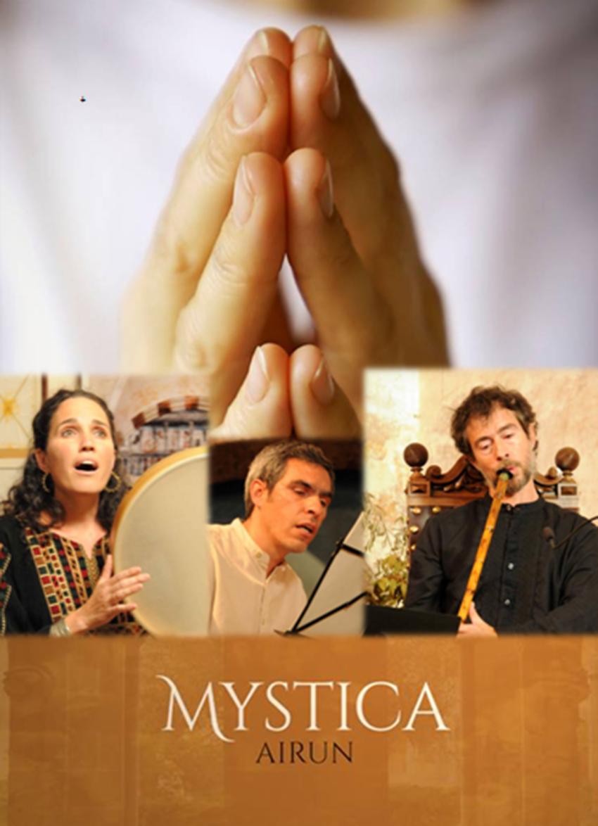 III Festival Mistica - Grupo AIRUN - TiétarTeVe