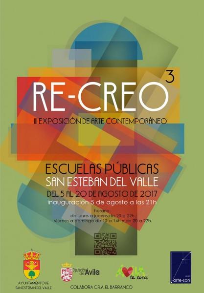 III Re-Creo - San Esteban del Valle - TiétarTeVe