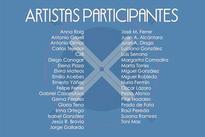 X Exposición de Arte Contemporáneo en el Palacio Mosquera de Arenas de San Pedro - TiétarTeVe