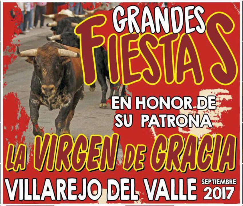 Fiestas de la Virgen de Gracia 2017 en Villarejo del Valle - TiétarTeVe