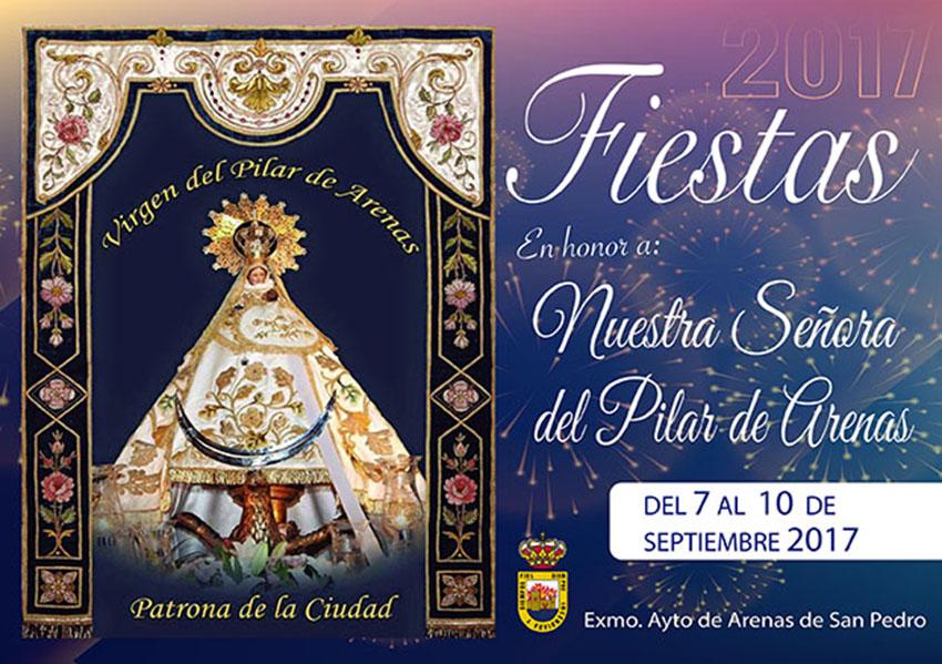 Fiestas del Pilar en Arenas de San Pedro - TiétarTeVe
