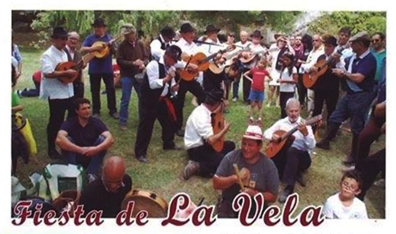 Fiestas de La Vela en Candeleda - TiétarTeVe