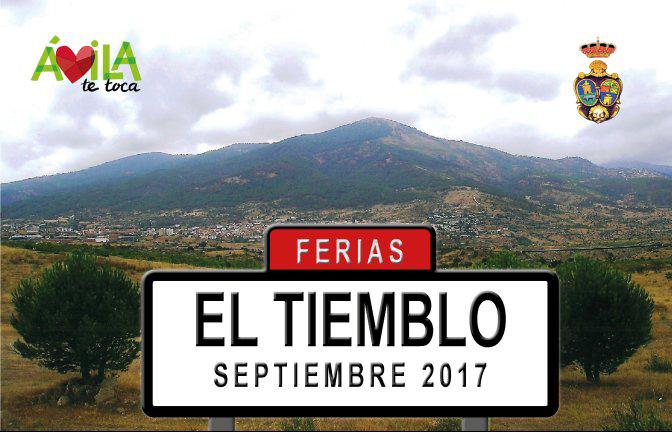 Fiestas Medievales 2017 en El Tiemblo - TiétarTeVe