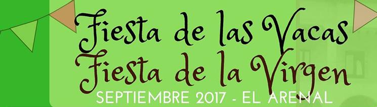 Fiestas de las Vacas y Fiesta de la Virgen en El Arenal - TiétarTeVe