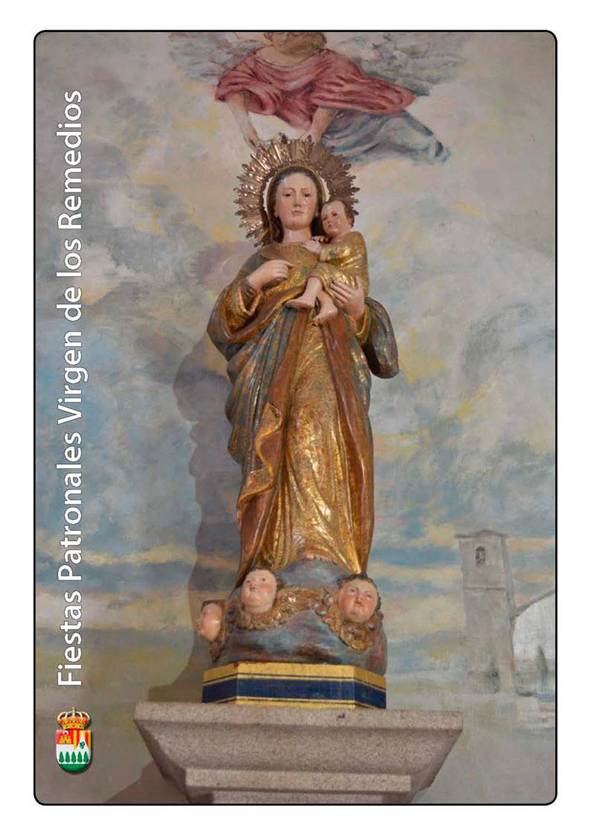Virgen de los Remedios de Sotillo de La Adrada - TiétarTeVe