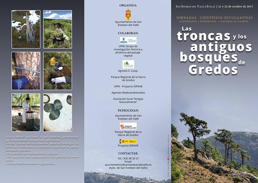 Las Troncas y los antiguos Bosques de Gredos - TiétarTeVe