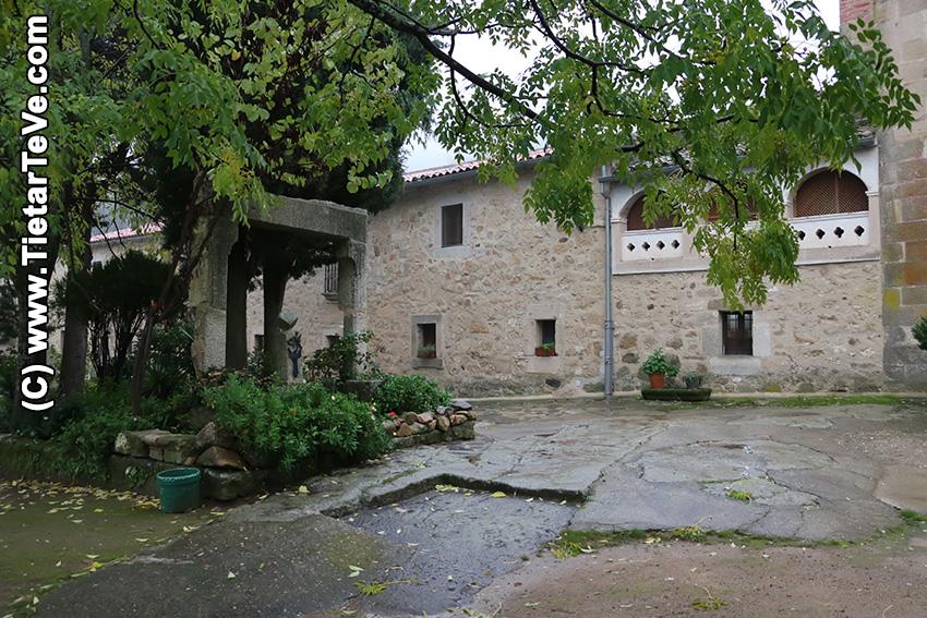 Convento de El Palancar - Pedroso de Acim - TiétarTeVe