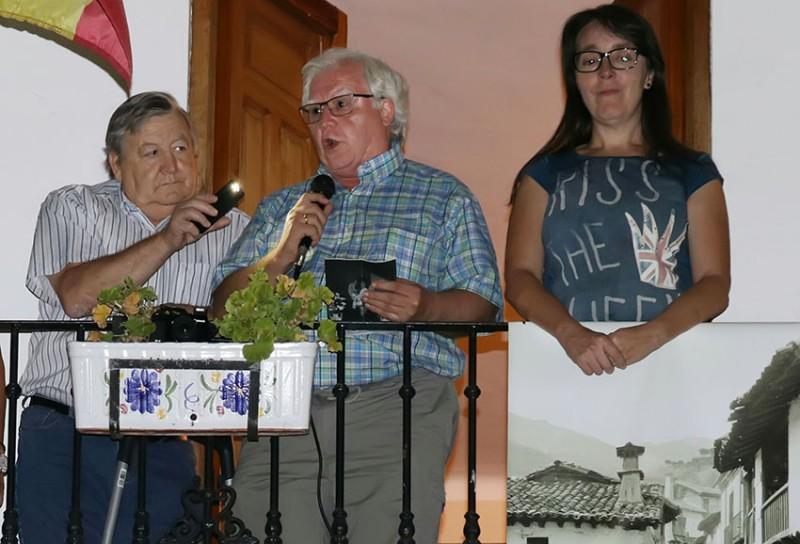 """Pregón Fiestas San Miguel en Guisando 2017 - Miguel Camacho """"Joyanco"""" - TiétarTeVe"""