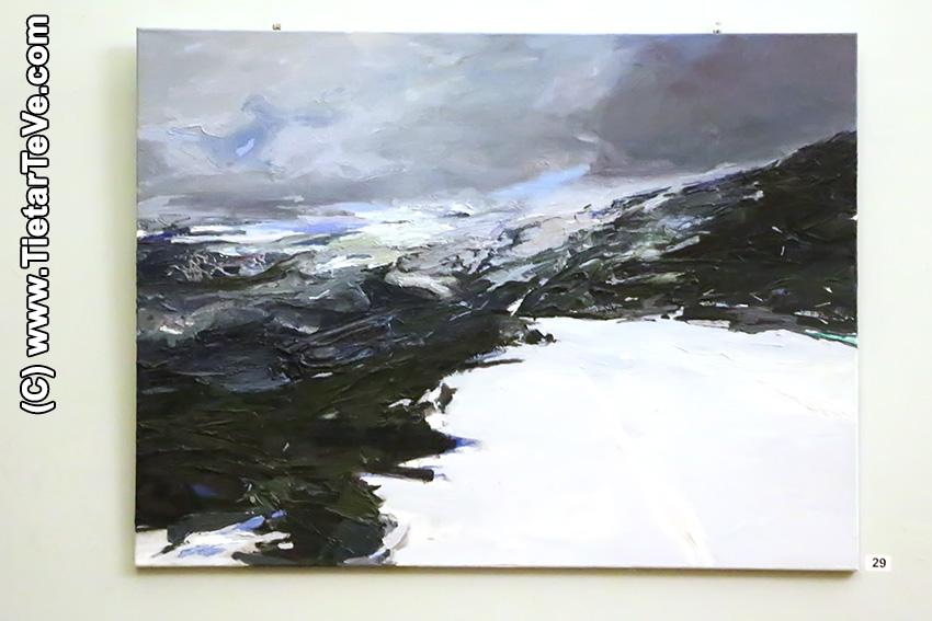 XXXVIII Premio Gredos Pintura - Arenas de San Pedro - TiétarTeVe