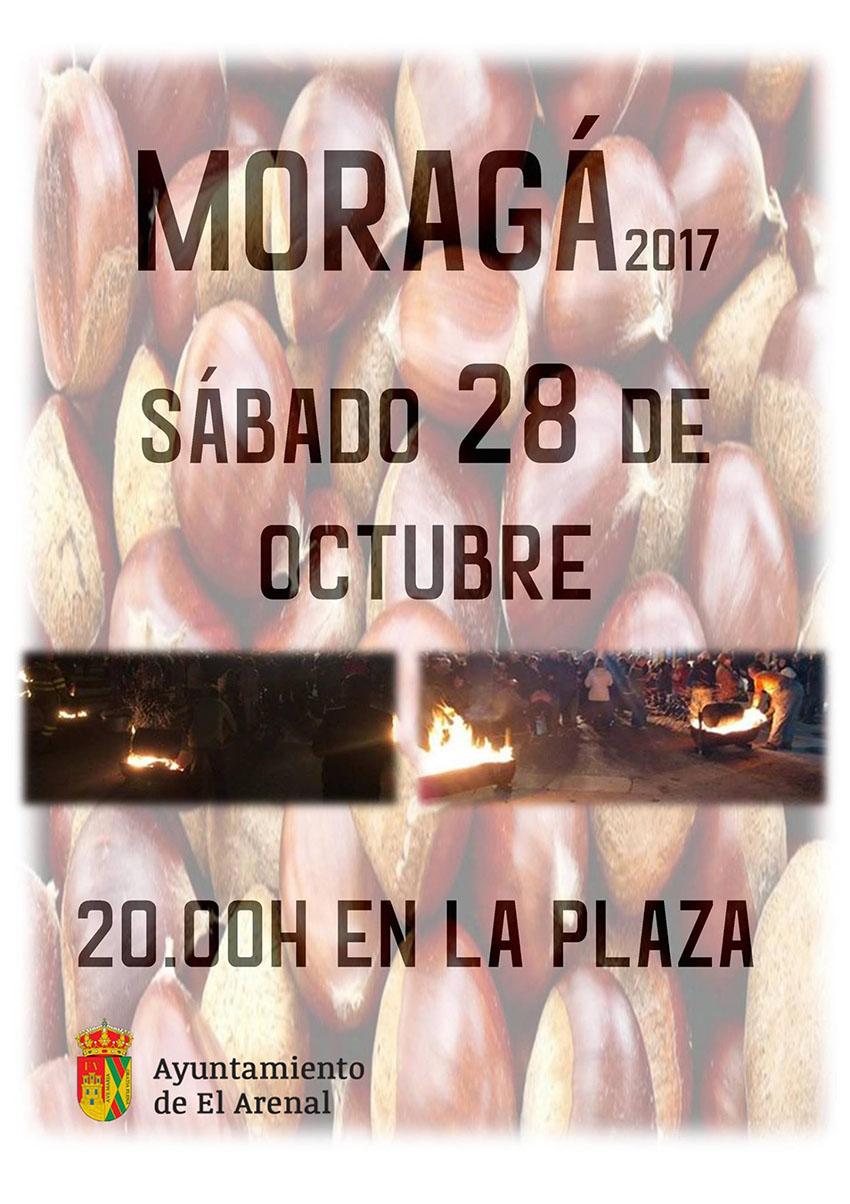 2017-10-28 Moragá - El Arenal - TiétarTeVe