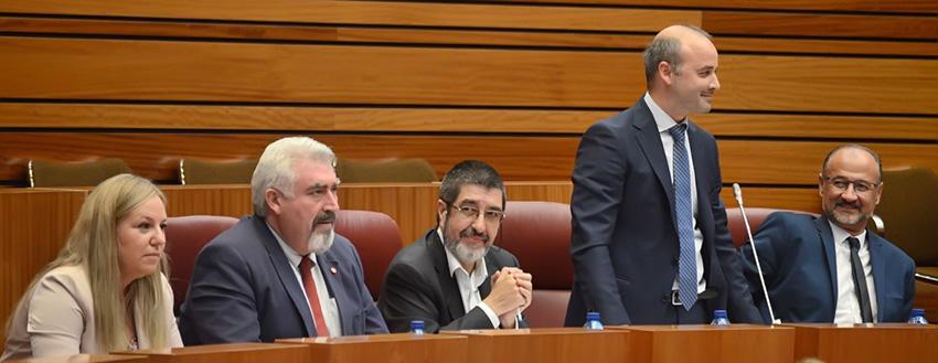 Grupo Ciudadanos Cortes CyL - TiétarTeVe