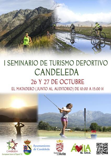 I Seminario de Turismo Deportivo de Candeleda - TiétarTeVe