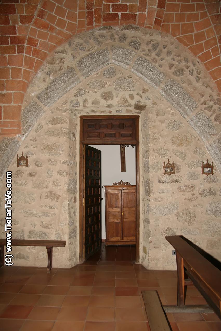 Santuario San Pedro Alcántara  - Arenas de San Pedro - TiétarTeVe