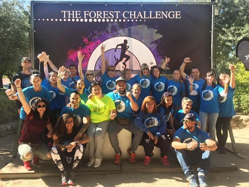 The Forest Challenge - Candeleda - TiétarTeVe