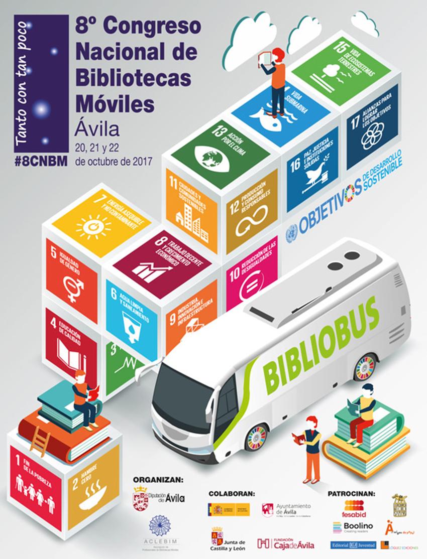 VIII Congreso Nacional Bibliotecas Moviles en Ávila - TiétarTeVe