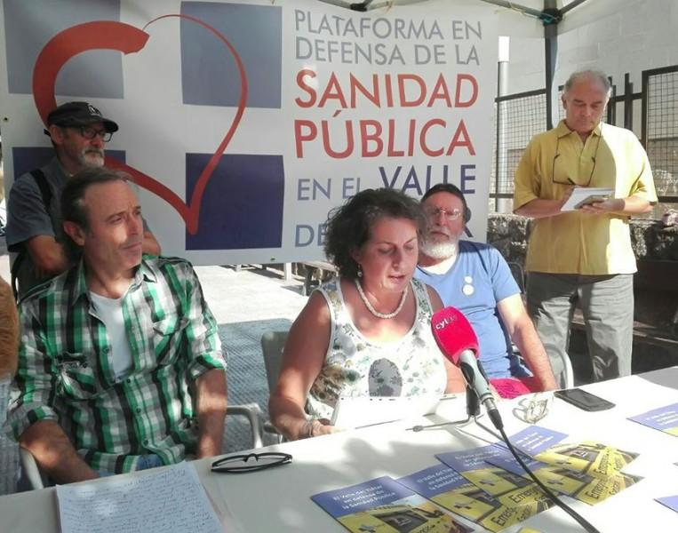 Plataforma para la Defensa de la Sanidad Pública en el Valle del Tiétar - TiétarTeVe