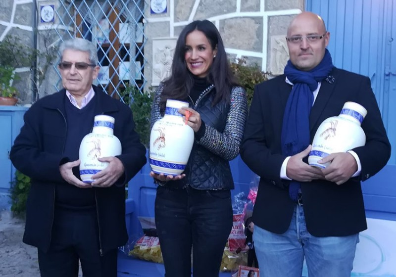 Premio Gredos de Guisando - Begona Villacis - TiétarTeVe