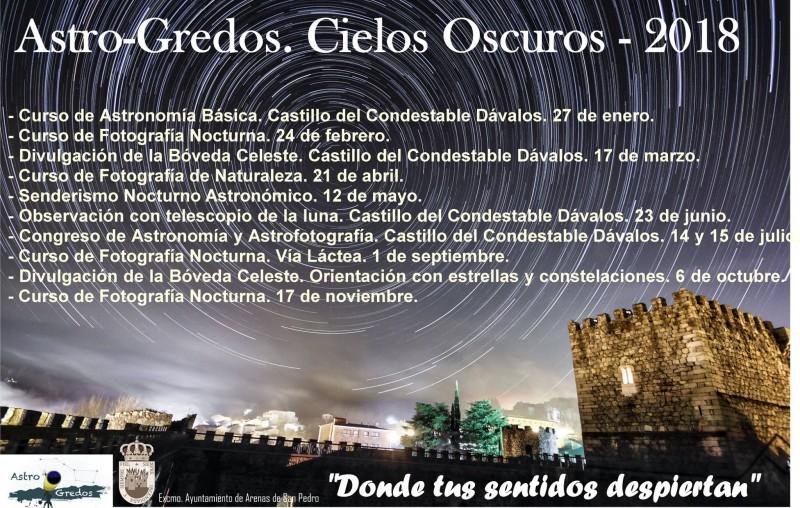 Astro Gredos - Arenas de San Pedro - TiétarTeVe