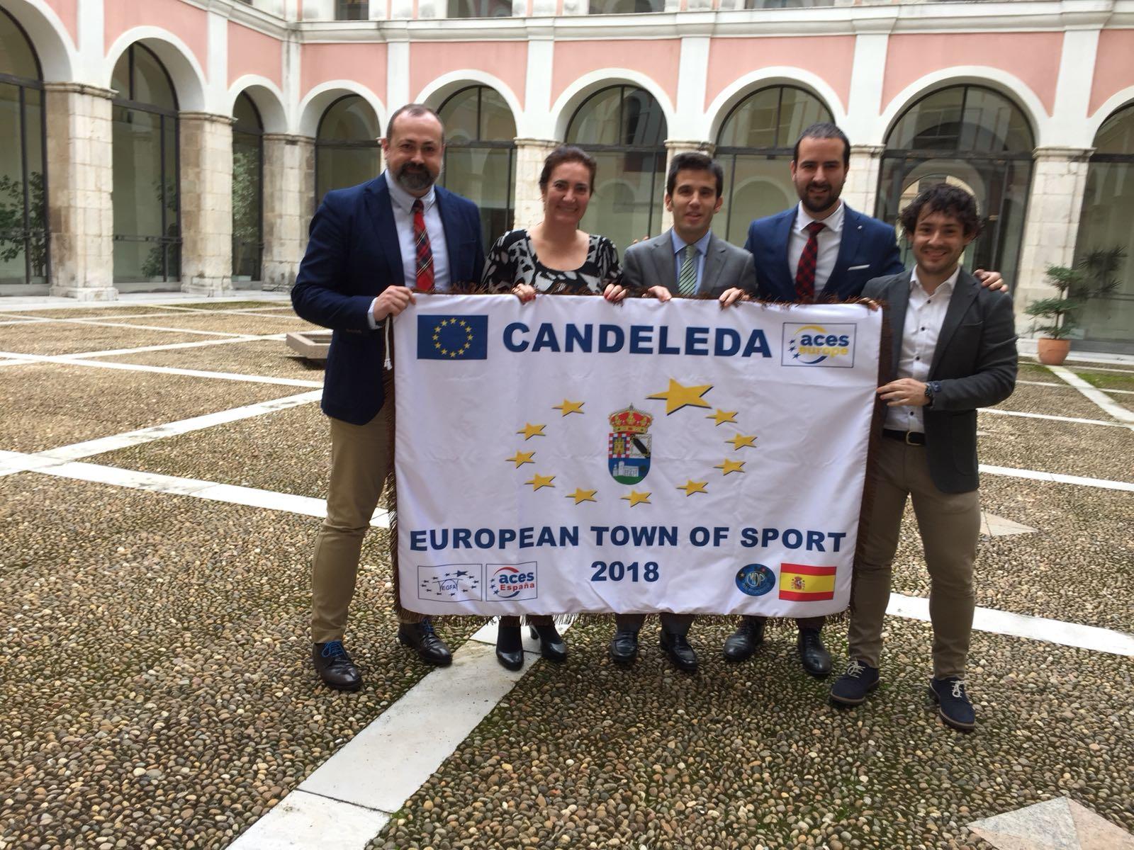 """Candeleda presenta su proyecto """"Villa Europea del Deporte"""" a la JCyL - TiétarTeVe"""