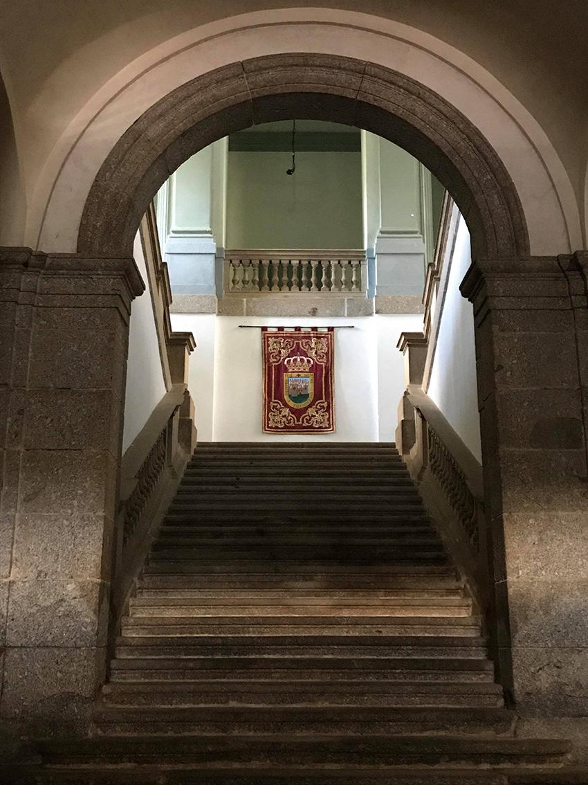 Cuadros de Goya en el Palacio del Infante don Luis de Borbón de Arenas de San Pedro - TiétarTeVe