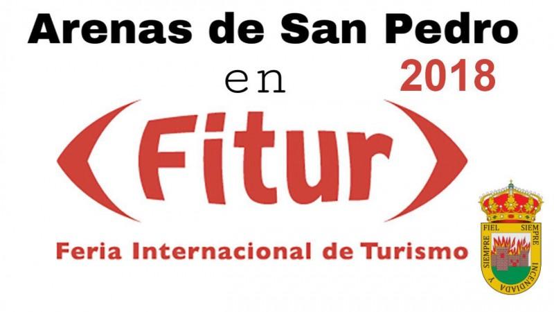 Arenas de San Pedro en FITUR 2018 - TiétarTeVe