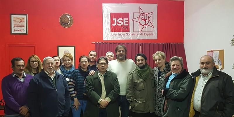 Nueva Ejecutiva del PSOE de Arenas de San Pedro - TiétarTeVe