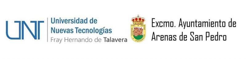Logo Universidad Nuevas Tecnologías - Arenas de San Pedro - TiétarTeVe