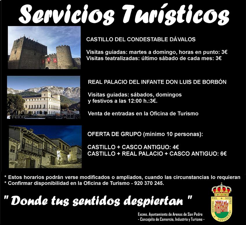 Visitas Turiíticas - Arenas de San Pedro - TiétarTeVe