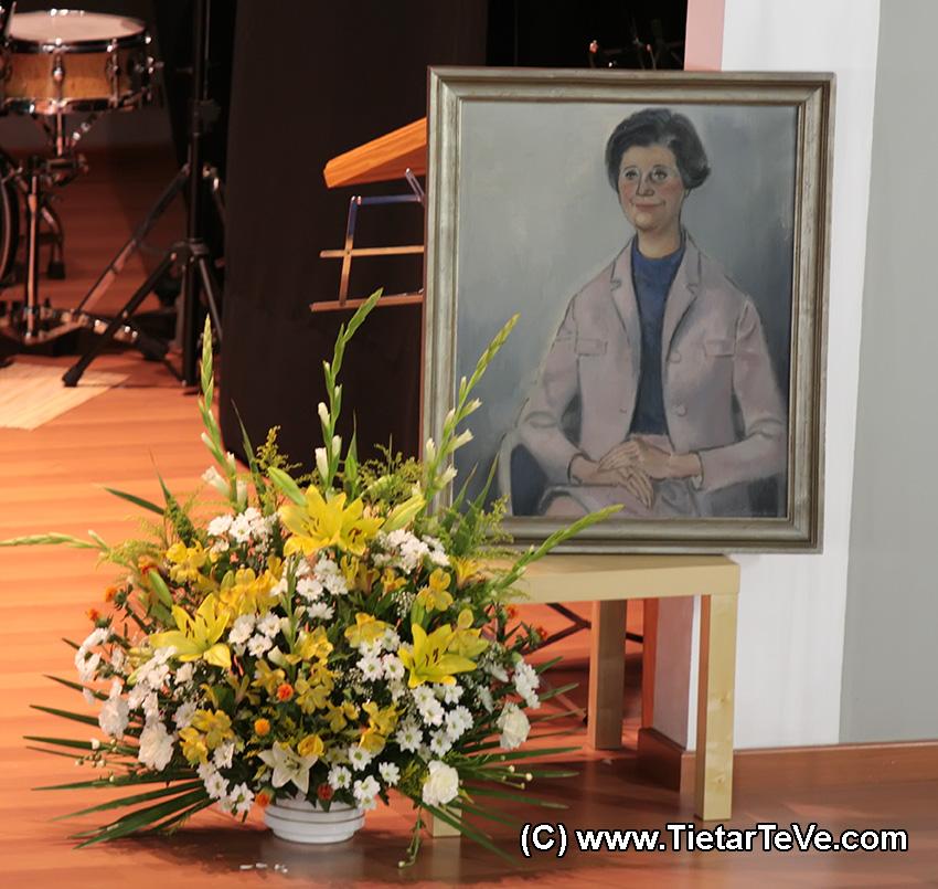 Inauguración del Centro Cultural Josefina Carabias - Arenas de San Pedro - TiétarTeVe